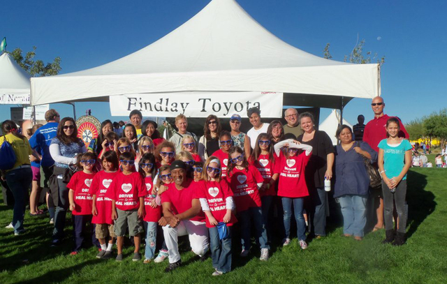 Findlay Toyota Supports S.I.N.G.